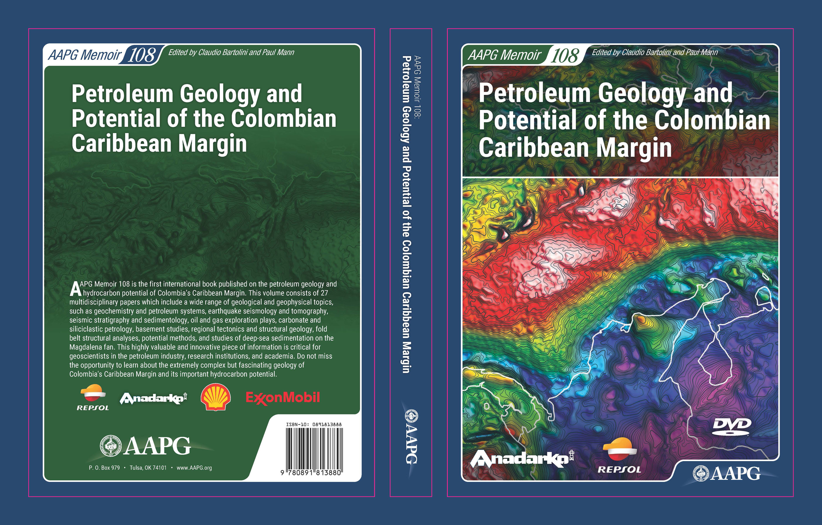 AAPG Memoir 108, co-edited by Dr. Paul Mann, can now be ordered online at the AAPG books website.