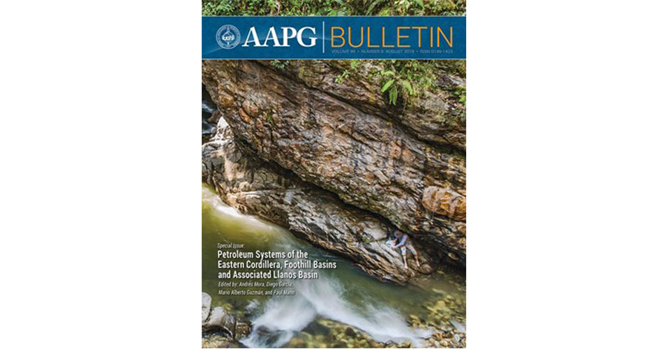 CBTH graduate Maria Catalina Moreno-López and Co-P.I. Alejandro Escalona were recently published in the August issue of AAPG Bulletin (v.99 no.8). The issue was co-edited by CBTH Co-P.I. Paul Mann.
